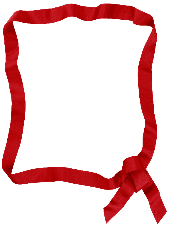 Red Ribbon Page Borders Images for borders and frames --- mainly for ...