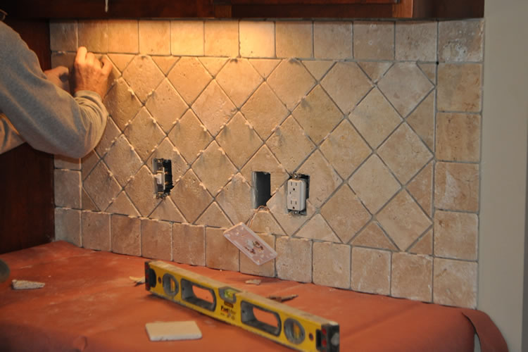Ceramic Tile Backsplash Patterns ...